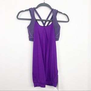 Lululemon Nouveau Limits Tank Top NWT